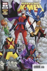 Marvel Comics's The Age of X-Man: The Marvelous X-Men Issue # 2b