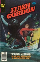 Gold Key's Flash Gordon Issue # 21whitman