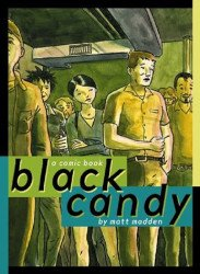 Black Eye Books's Black Candy Soft Cover # 1