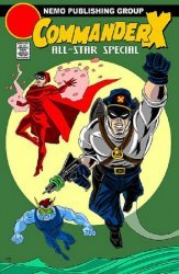 Nemo Publishing's Commander X: All-Star Special Issue # 1
