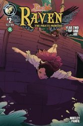 Action Lab Entertainment's Princeless: Raven the Pirate Princess - Year Two Issue # 2