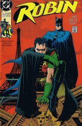DC Comics's Robin Issue # 1