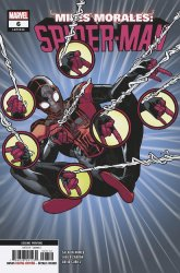 Marvel Comics's Miles Morales: Spider-Man Issue # 6 - 2nd print
