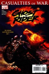 Marvel Comics's Ghost Rider Issue # 8