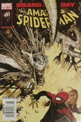 Marvel Comics's The Amazing Spider-Man Issue # 557b
