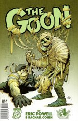 Albatross Exploding Funny Book's The Goon Issue # 3
