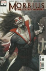 Marvel Comics's Morbius Issue # 1