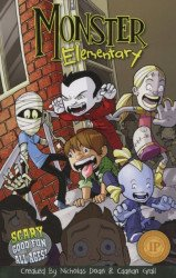 Space Goat Productions 's Monster Elementary Soft Cover # 1