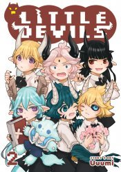 Seven Seas Entertainment's Little Devils Soft Cover # 2