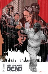 Image Comics's Walking Dead: Deluxe Issue # 4c