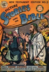 DC Comics's Picture Stories from the Bible: New Testament Issue # 3