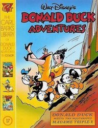Gladstone's Carl Barks Library of Walt Disney's Donald Duck Adventures in Color Issue # 17