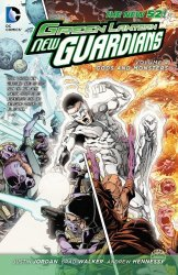 DC Comics's Green Lantern: New Guardians TPB # 4