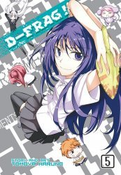 Seven Seas Entertainment's D-Frag Soft Cover # 5