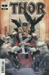 Marvel Comics's Thor Issue # 7b