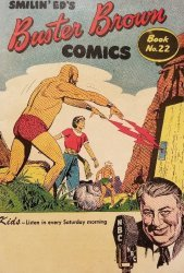 Buster Brown Shoes's Buster Brown Comics Issue # 22