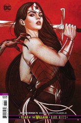 DC Comics's Wonder Woman Issue # 76b