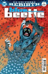 DC Comics's Blue Beetle Issue # 7b