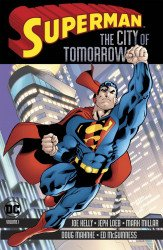 DC Comics's Superman: For Tomorrow Hard Cover # 1-15th annv