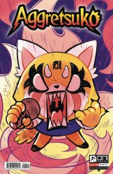 Oni Press's Aggretsuko Issue # 4