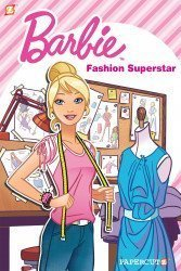 Papercutz's Barbie: Fashion Superstar Soft Cover # 1