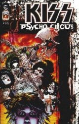 Image Comics's KISS: Psycho Circus Issue # 2-3rd print