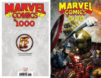 Marvel Comics's Marvel Comics Issue # 1000comics elite-a