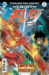 DC Comics's The Flash Issue # 17