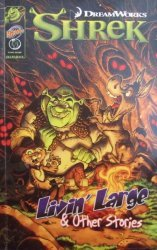 APE Entertainment's Shrek TPB # 1