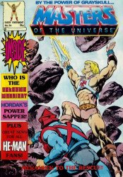 London Editions Magazines's Masters of the Universe Issue # 26