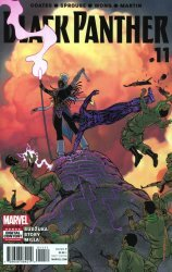 Marvel Comics's Black Panther Issue # 11