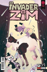Oni Press's Invader Zim Issue # 43b