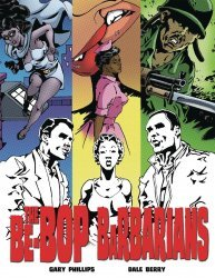 Pegasus Books's The Be-Bop Barbarians Hard Cover # 1