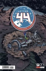 Oni Press's Letter 44 Issue # 29