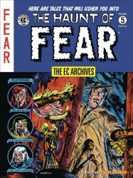 Dark Horse Comics's EC Archives: The Haunt of Fear Hard Cover # 5