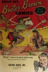 Buster Brown Shoes's Buster Brown Comics Issue # 24culver