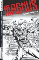 Dynamite Entertainment's Magnus: Robot Fighter Issue # 6c