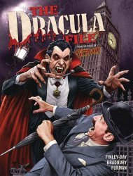 Rebellion's Dracula Files Hard Cover # 1
