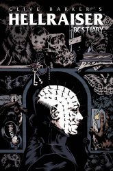 BOOM! Studios's Clive Barker's Hellraiser: Bestiary Issue # 1