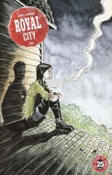Image Comics's Royal City Issue # 8