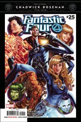 Marvel Comics's Fantastic Four Issue # 25