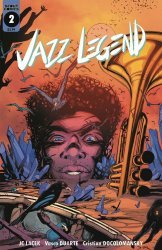 Scout Comics's Jazz Legend Issue # 2