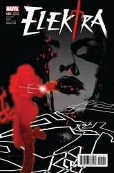 Marvel Comics's Elektra Issue # 1f