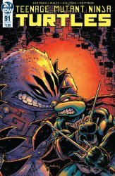 IDW Publishing's Teenage Mutant Ninja Turtles Issue # 91b