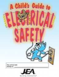 Custom Comic Services's A Child's Guide to Electrical Safety Issue nn