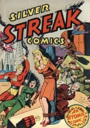 Your Guide Publications's Silver Streak Comics Issue # 23