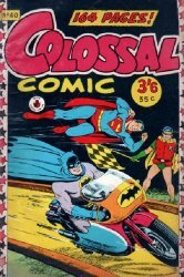 K.G. Murray Publishers's Colossal Comic Issue # 40