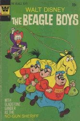 Gold Key's Beagle Boys Issue # 13whitman