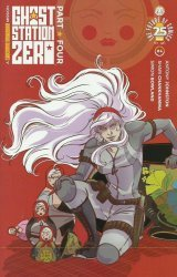 Image Comics's Ghost Station Zero Issue # 4b