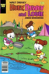 Gold Key's Huey, Dewey & Louie: Junior Woodchucks Issue # 59whitman